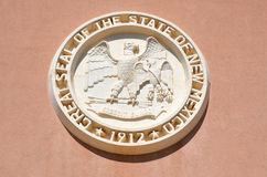 New Mexico State Capitol, Royalty Free Stock Photo