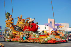 New Mexico State parade float Stock Photos
