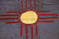 New Mexico symbol Stock Images