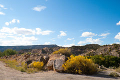 New Mexico Vista Royalty Free Stock Photography
