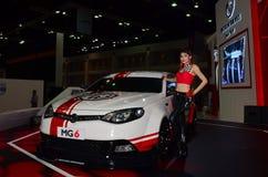 New MG6  model car Stock Image