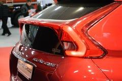 New Mitsubishi Eclipse Cross stock photos