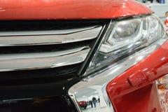 New Mitsubishi Eclipse Cross stock images