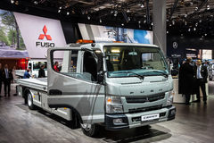 New Mitsubishi Fuso Canter Royalty Free Stock Photography