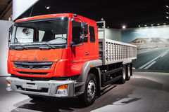 New Mitsubishi Fuso FJ Stock Photography