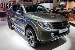 Free New Mitsubishi L200 Triton Pickup Truck Stock Image - 108058351