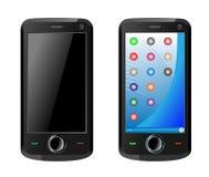 New mobile communicator Stock Photography