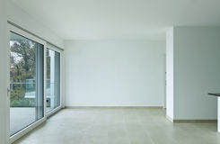 New modern  apartment Royalty Free Stock Images