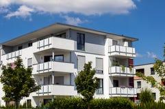 New modern apartment house Stock Photo