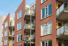 New modern apartments Royalty Free Stock Image