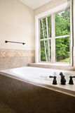 New Modern Bath stock photo