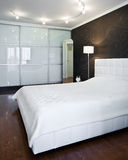 New modern bedroom interior Stock Photo