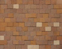 The new modern brick wall Royalty Free Stock Image