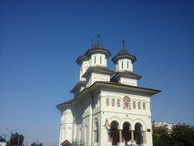 New modern Church Royalty Free Stock Photo