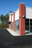 New Modern Commercial Building Royalty Free Stock Photos