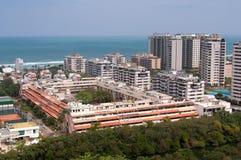 New Modern Condominium Buildings in Rio de Janeiro Stock Photography