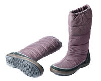 New modern female footwear royalty free stock photography