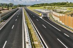 New modern highway Stock Image