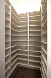 New Modern Home Master Closet Royalty Free Stock Photography