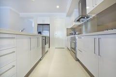 New modern kitchen Stock Image