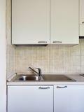 New modern kitchen closeup Royalty Free Stock Photo