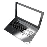 New modern laptop Royalty Free Stock Images