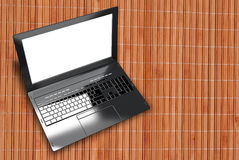 New modern laptop Stock Images