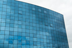 New Modern Office Building In Business Center Stock Photography