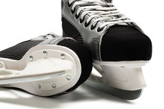New and modern skates Royalty Free Stock Image