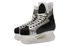 New and modern skates Stock Photo