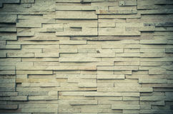 new modern stone texture wall Royalty Free Stock Images