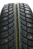 New modern studded tire Stock Images