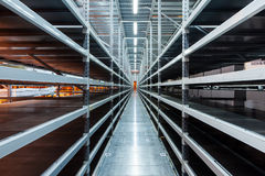 New and modern warehouse Stock Photos