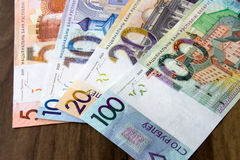 New money in Belarus Royalty Free Stock Image