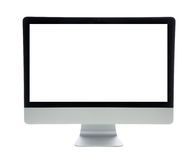 New monitor computer display Royalty Free Stock Photos