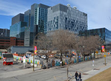 Free New Montreal`s Centre Hospital Royalty Free Stock Image - 91217776