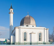 New mosque Royalty Free Stock Image