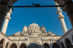 New Mosque Royalty Free Stock Photo