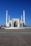 New Mosque in capital of Kazakhstan, Astana Royalty Free Stock Photography