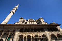 New Mosque in the centre of Istanbul turkey Stock Photos