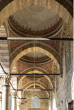 New Mosque in the centre of Istanbul turkey Royalty Free Stock Images