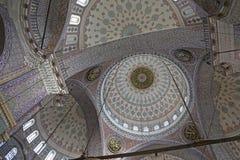 New Mosque Interior Ceiling Stock Photos