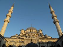 New Mosque in Istanbul Stock Photography