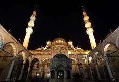 The New Mosque, Istanbul Royalty Free Stock Image