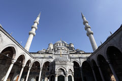 New Mosque, Istanbul Stock Photography