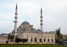 New Mosque in Istanbul Royalty Free Stock Photos