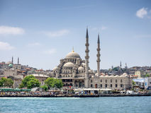 New Mosque  in Istanbul Stock Photo