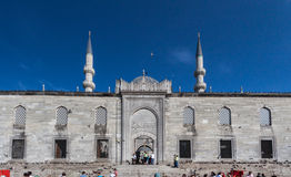 New Mosque Istanbul Royalty Free Stock Images