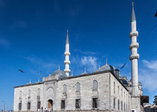 New Mosque Istanbul Stock Photos