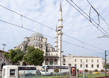 New Mosque Istanbul Royalty Free Stock Photos